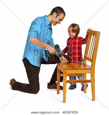 Father And Son - Do It Yourself