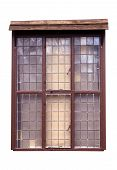 Historical Leaded Window poster