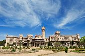 stock photo of karnataka  - Bangalore Palace in Bangalore - JPG