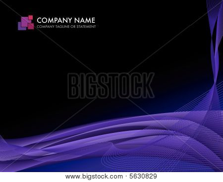 Corporate Background Template