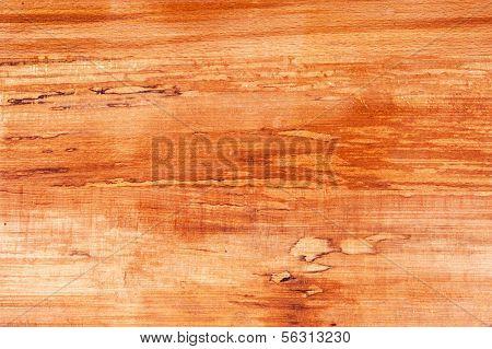 Textured Dark Wood Background