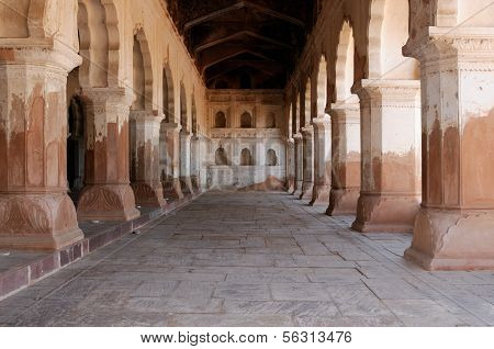 Palace Arches Indian Architecture