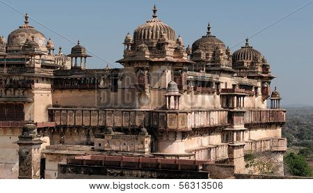 Mahal Palace Indian Architecture