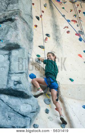 Proud Climber