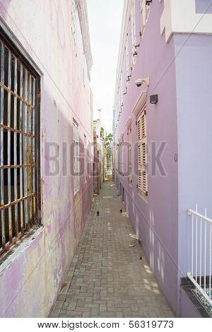Alleys Of Willemstad