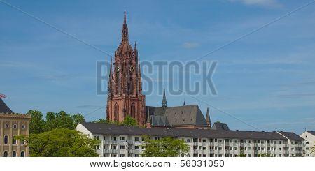 Frankfurt Cathedral - Panorama