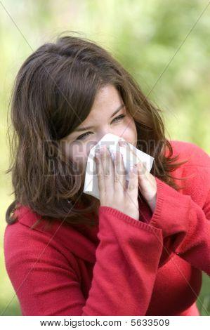 Alergic Sneezeing