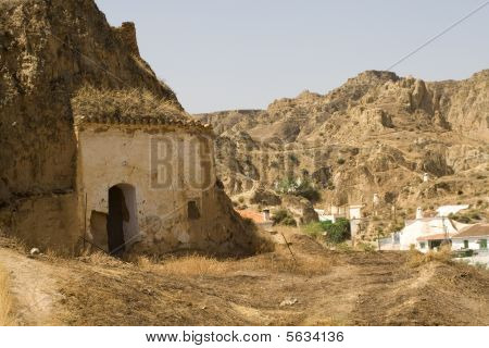 Guadix, Southern Spain