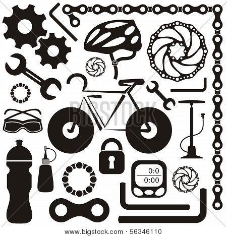 Icono de bicicleta