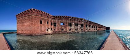 Fort Jefferson, Dry Tortugas National Park, Florida Keys