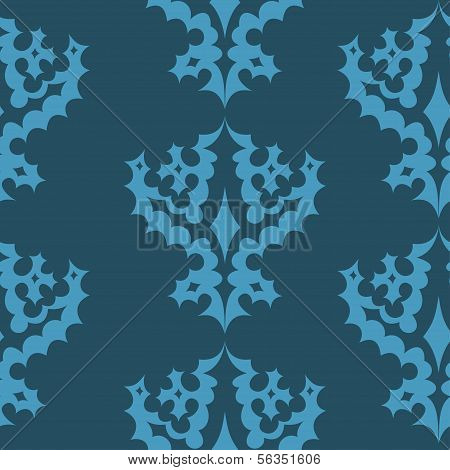 Decorative Seamless Wallpaper Pattern