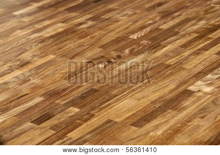 Textura de madera - piso Parquet nogal americano