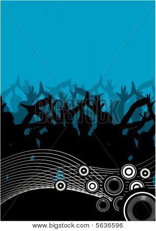 music crowd