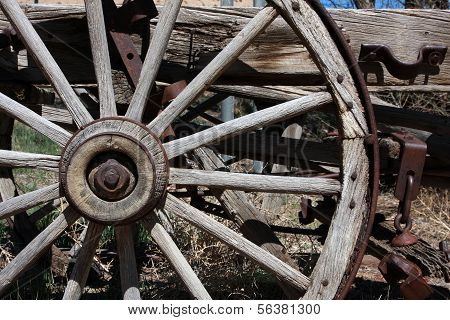 Wagon's Wheel