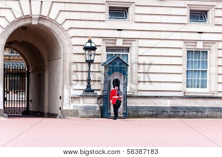 Buckingham Palace Guard