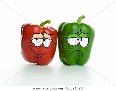 Paprika Couple