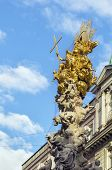 Plague Column, Vienna