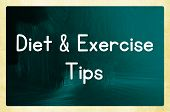 Diet & Exercise Tips
