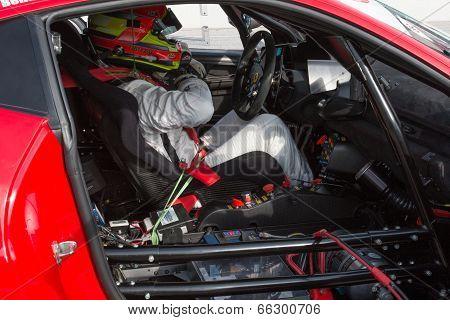 Ferrari 458 Italia Gt3 Race Car