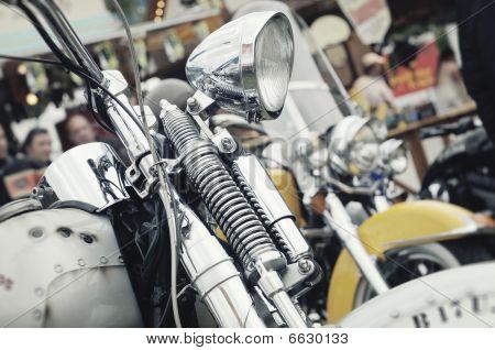 Retro bike - American Classics