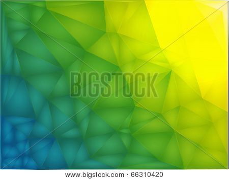 Color polygons background abstract lila and violet