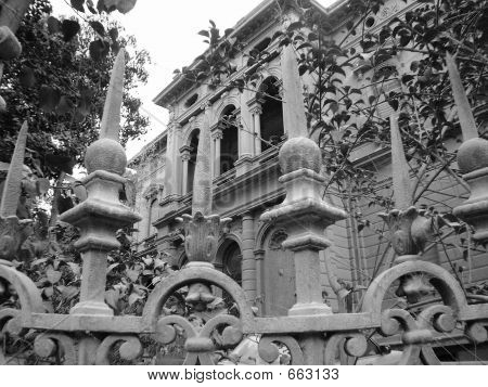 Gothic House In Cairo