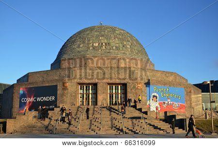Chicago's Adler Planetarium