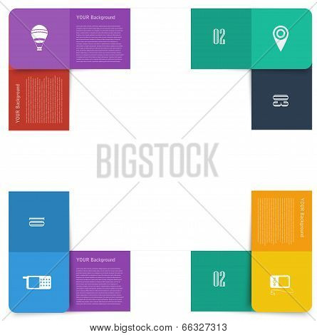 Flat design vector illustration concept. Design