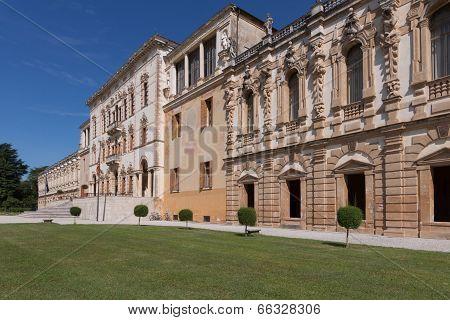 Piazzola Sul Brenta (padova, Veneto, Italy), Villa Contarini, Historic Palace (16Th-17Th Century)