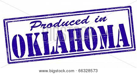 Produced In Oklahoma