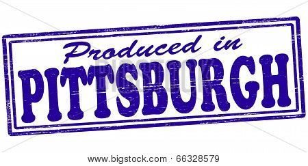 Produced In Pittsburgh