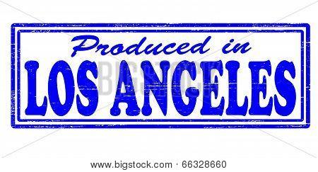 Produced in Los Angeles