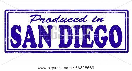 Produced In San Diego