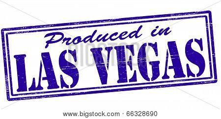 Produced In Las Vegas
