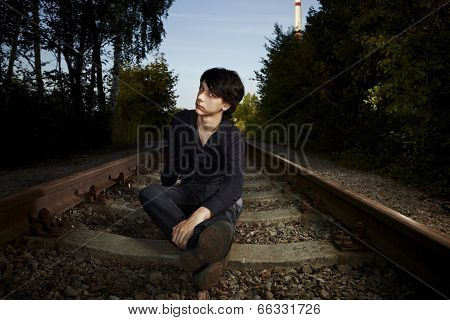 I Am Waiting For A Train