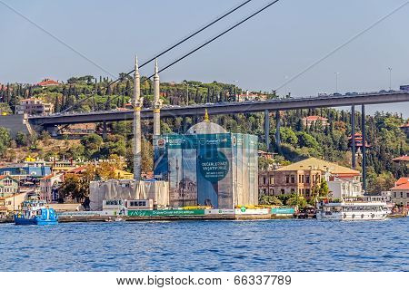 Ortaky Mosque
