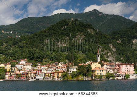 Medieval Village Varenna A Lake Como