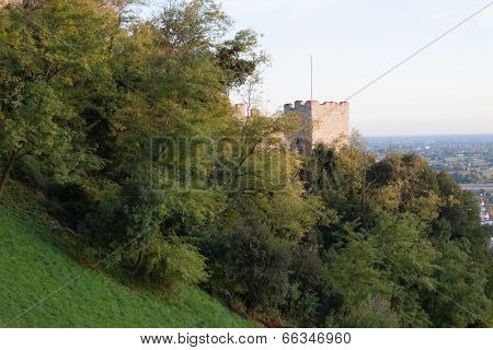 The Castle Of Marostica