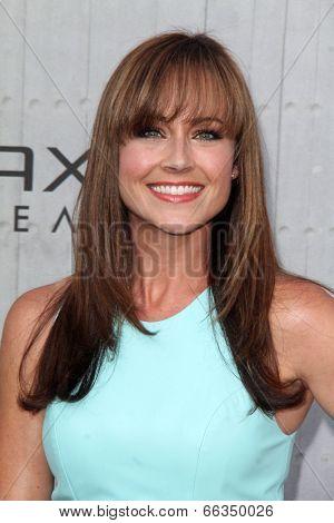 LOS ANGELES - JUN 7:  Nikki DeLoach at the Spike TV's