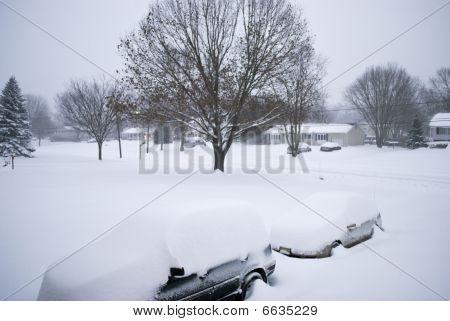 Barrio Nevado
