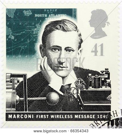 Marconi Stamp