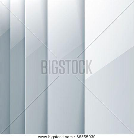 Abstract grey rectangle shapes