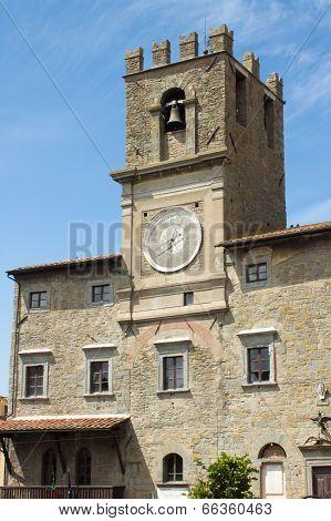 Palazzo Comunale in Cortona