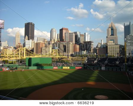 Estádio de piratas de Pittsburgh