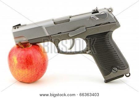Gun Apple