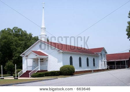 Country Church 2