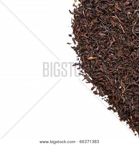 Leaves Of Black Tea