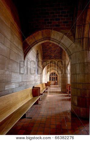 Down The Long Corridor.
