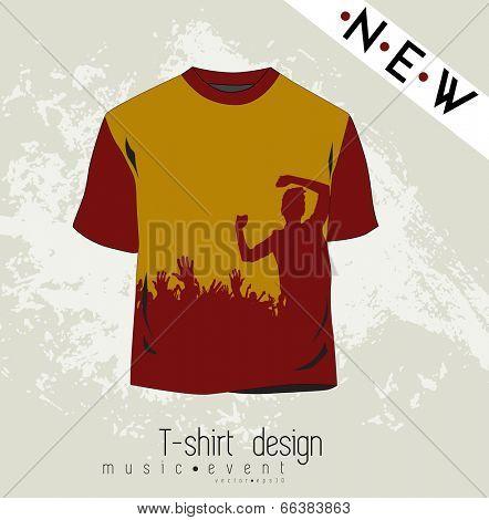 T-shirt, vector