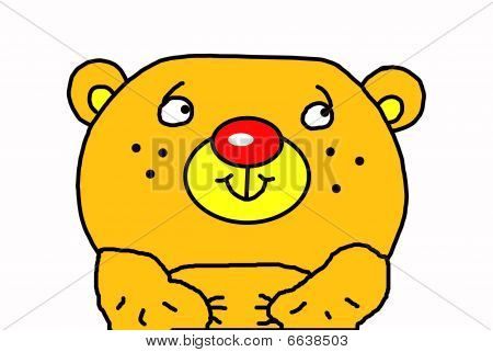 The Funny Foolish Bear.
